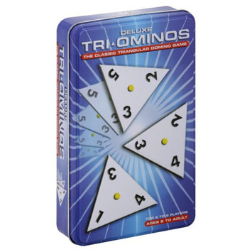 Pressman Toy Deluxe Tri-Ominos Game