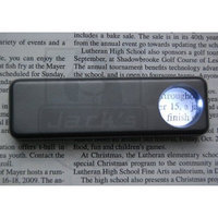 SE 10x Magnifier - Powerful LED Illumination - Pocket Size