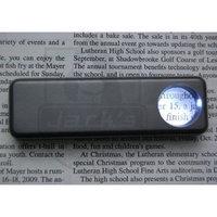 SE 10x Magnifier - Powerful LED Illumination - Pocket Size