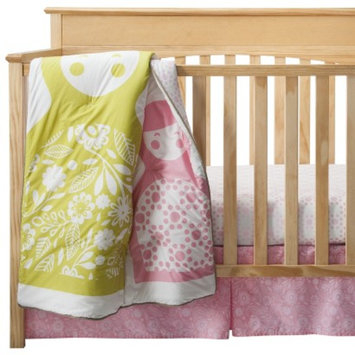Room 365 Dolls 3-piece Crib Bedding Set