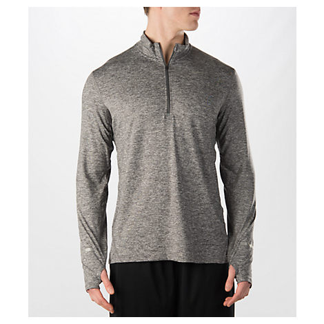 Nike Men's Element Dri-fit Half-Zip Running Shirt