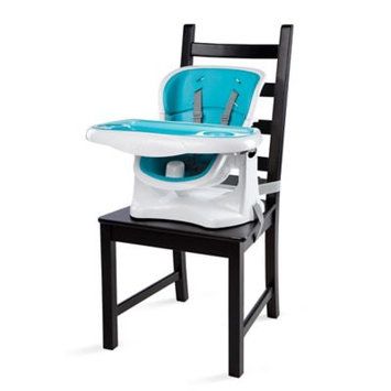 Baby Chair Booster Blue - Ingenuity, Lime, Pink