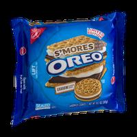 Nabisco Oreo Sandwich Cookies S'mores