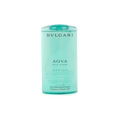 Bvlgari Aqua Marine by Bvlgari Set-Edt Spray 3.4 Oz & Shampoo And Show