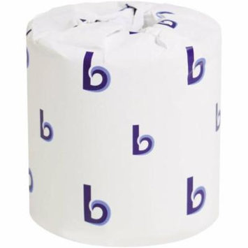 Boardwalk Two-Ply Toilet Tissue, White, 300 sheets, 72 rolls