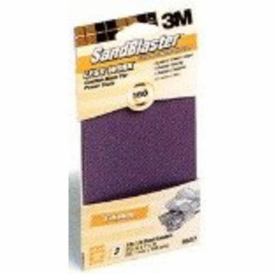 Adhes 1/3 Sheet 180Grit 7.5In 3M Paint Sundries 9657 051111547427