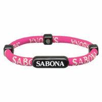 Sabona Athletic Bracelet Pink-X/S