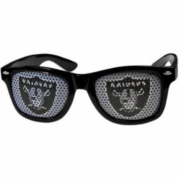 NFL Oakland Raiders Game Day Shade Sunglasses