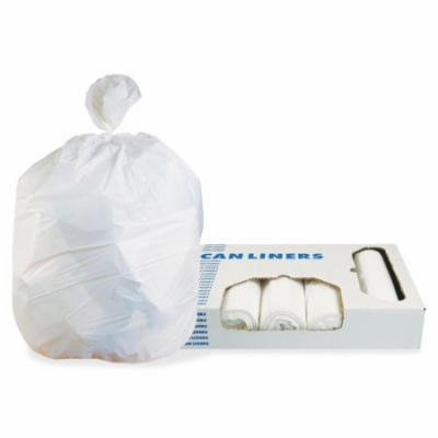 Can Liners, .75mil, 20-30Gal, 24