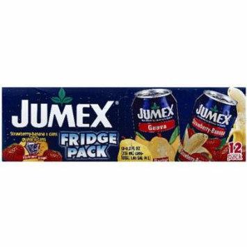 Jumex Strawberry-Banana/Guava Nectar Juice Drinks, 11.3 fl oz, 12 pack