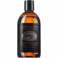 Le Savonnier Marseillais Verbena Liquid Body Soap, 16.9 fl oz