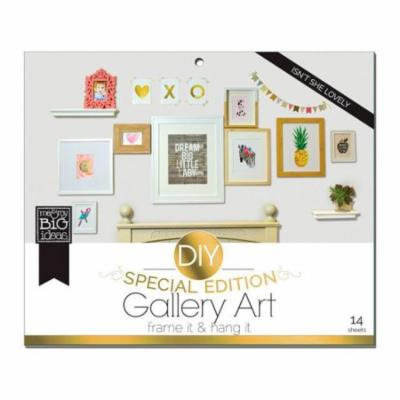 MAMBI DIY Gallery Art Pad Isn't She Lovely