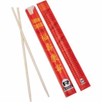 Royal Disposable Hygienic Bamboo Chopsticks