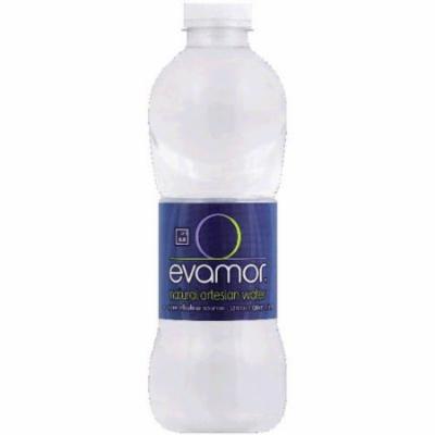 Evamor Natural Artesian Water, 32 fl oz, (Pack of 12)