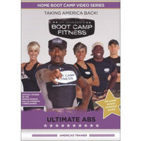 Jay Johnson's Boot Camp Fitness: Ultimate Abs (Home Boot Camp
