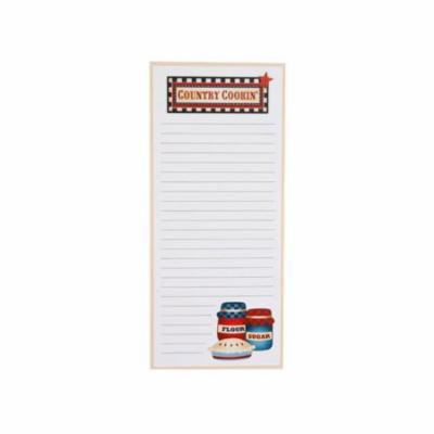 Darice Memo Pad Country 80 Sheet