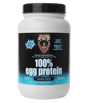 Healthy N Fit Healthy 'N Fit 100 Percent Egg Protein Unflavored 2 lbs