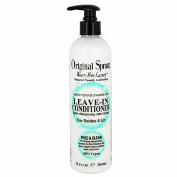 Original Sprout - Leave-In Conditioner For Babies & Up - 12 oz.