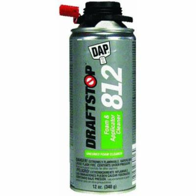 DRAFTSTOP Foam Tool Cleaner