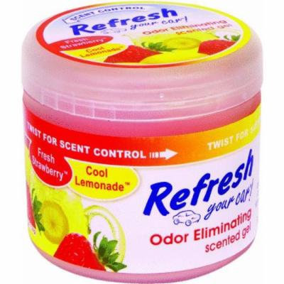 Refresh Gel Car Air Freshener