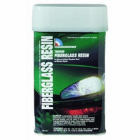 Fiberglass Resin With Hardener