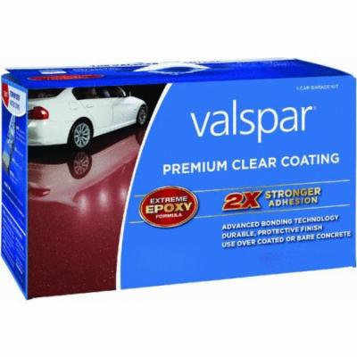 Valspar Premium Clear Floor Coating Kit