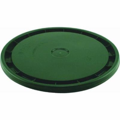 Leaktite 5 Gallon Green Pail Lid