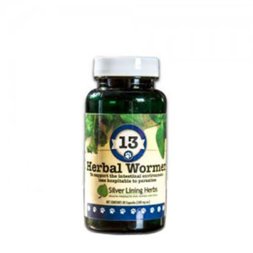 Silver Lining Herbal Wormer Caps