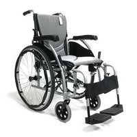 Karman 16in Seat Ergonomic Transport Wheelchair