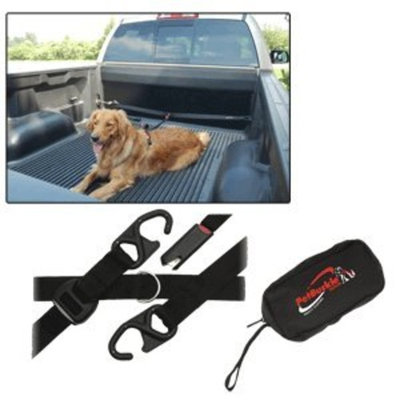PetBuckle Kwik-Connect Truck Tether Dog Restraint System, Fits all Pickup Trucks, One Size Fits Most Pets