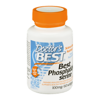 Doctor's BEST Best Phosphatidyl Serine 100mg Softgels - 60 CT