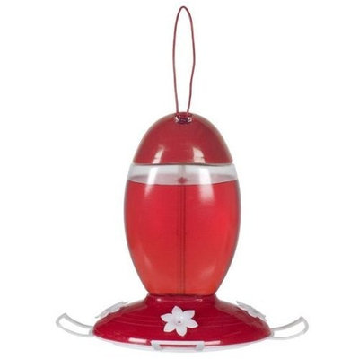 Perky-Pet 218 Masterpiece Top-Fill Hummingbird Feeder, 16-Ounce Capacity (Discontinued by Manufacturer)