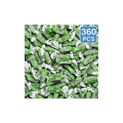 Green Apple Tootsie Roll Frooties(Case of 360)