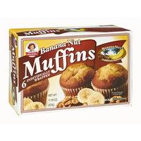 Little Debbie Banana Nut Muffins - 6 CT