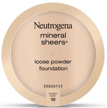 Neutrogena® Mineral Sheers Loose Powder Foundation