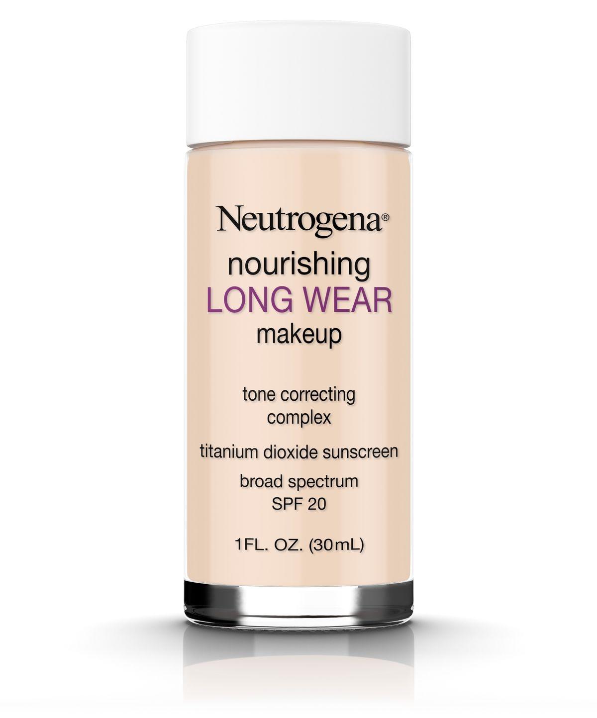 Neutrogena® Nourishing Long Wear Liquid Makeup Broad Spectrum SPF 20