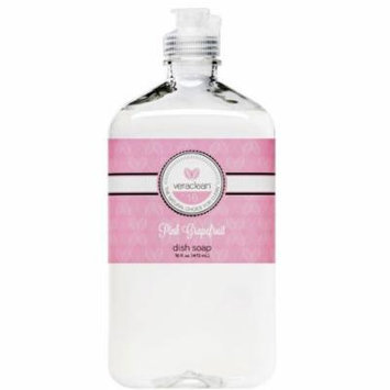 VeraClean - Dish Soap Pink Grapefruit - 16 oz.