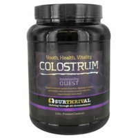 Surthrival - Colostrum Immunity Quest - 2.2 lbs.