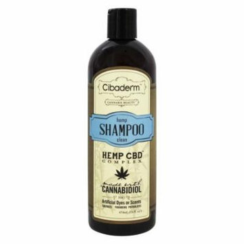 Cibaderm - Hemp Clean Shampoo - 16 oz.