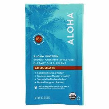 Aloha - Aloha Organic Plant Based Protein Chocolate - 1.3 oz.