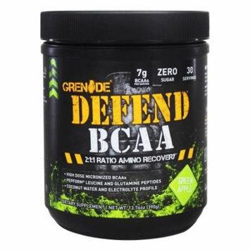 Grenade Defend BCAA Protein Powder Green Apple