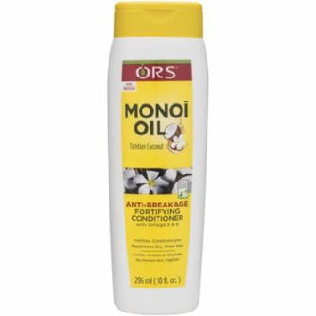 ORS Monoi Oil Anti-Breakage Fortifying Conditioner, 10 fl oz