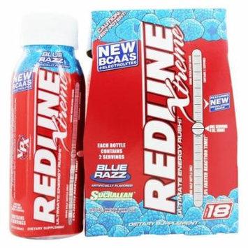 VPX - Redline Xtreme Ultimate Energy Rush Blue Razz - 8 oz.