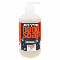EO Products - Everyone Liquid Hand Soap Orange + Spice - 12.75 oz. Limited Edition