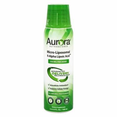 Vida Lifescience - Aurora Nutrascience Micro-Liposomal R-Alpha Lipoic Acid - 5.4 oz.