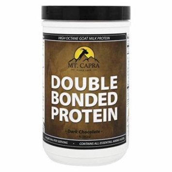 Mt. Capra Products - Double Bonded Goat Milk Protein Dark Chocolate - 1 lb.