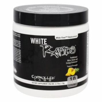 Controlled Labs - White Rapids PreWorkout Tropical Pineapple - 2.75 oz.