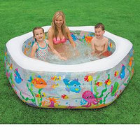 Intex Recreation Ocean Reef Swim Center Pool 76