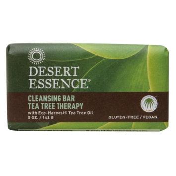 Desert Essence Tea Tree Therapy Bar Soap, 5 oz
