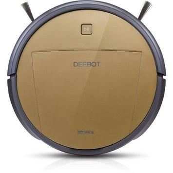 Ecovacs Robotics - Deebot D80 Robot Vacuum - Metallic Gold/black